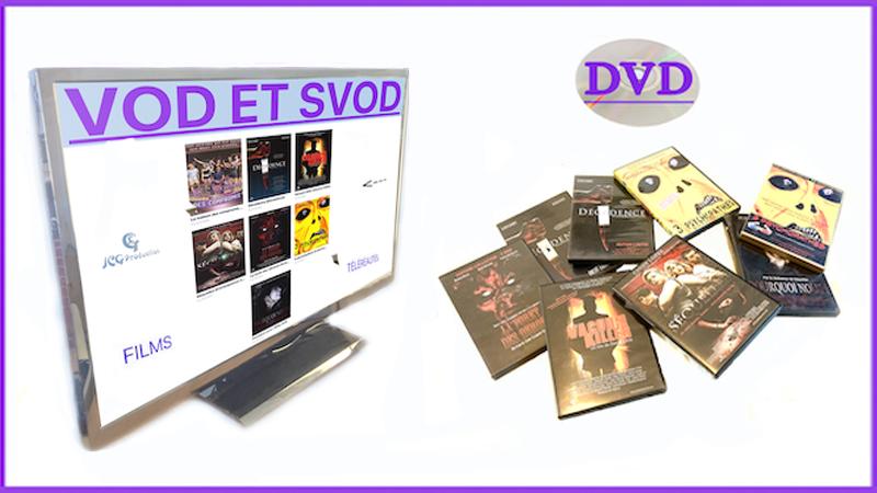LIENS VOD ET DVD
