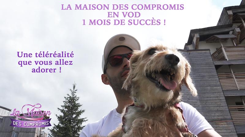 1 MOIS DE SUCCÈS POUR LA MAISON DES COMPROMIS