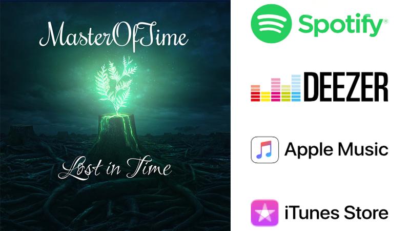 MASTER OF TIME : PREMIER ALBUM