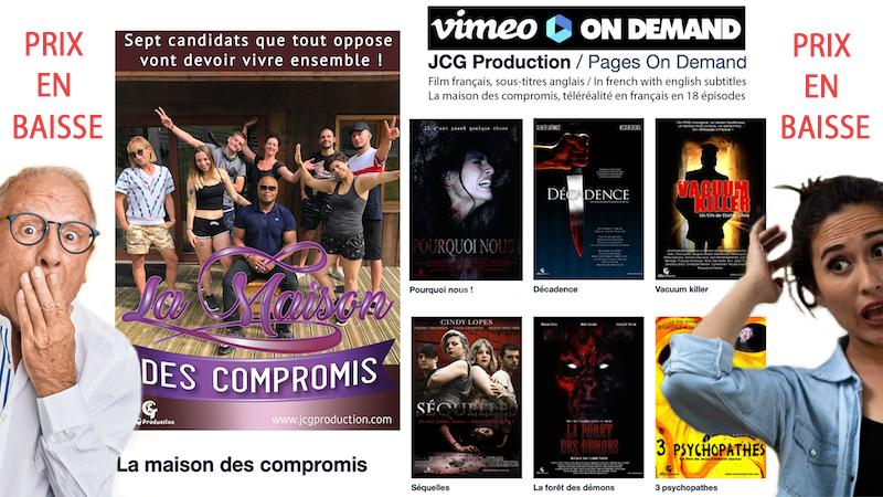 VOD : PRIX EN BAISSE POUR LES FILMS ET LMDC ET 3 ÉPISODES GRATUITS DE LMDC